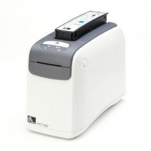 Принтер печати браслетов ZEBRA HC100